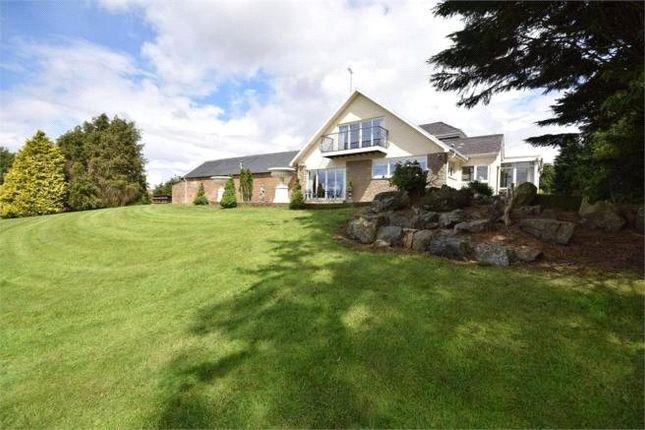 Thumbnail Detached house for sale in Lockhartshields Farm, Jackton Road, East Kilbride
