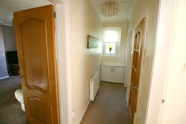 Hallway of Waverley Drive, Wishaw ML2