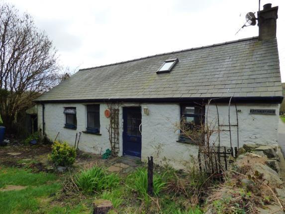 Thumbnail Detached house for sale in Llaniestyn, Pwllheli, Gwynedd