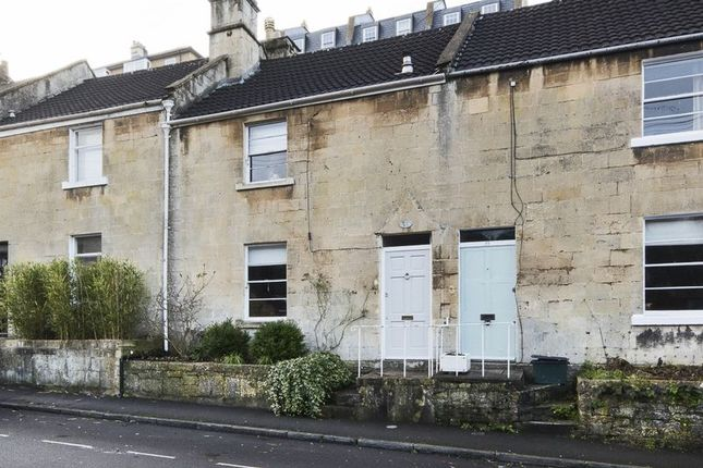 Thumbnail Terraced house for sale in Entry Hill, Bath