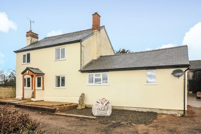 Thumbnail Detached house to rent in Upper House Farm, Dilwyn