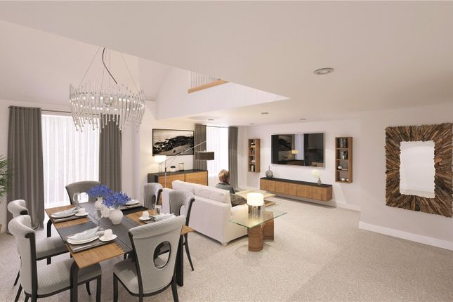 Thumbnail Flat for sale in Dukes Ride, Crowthorne, Berkshire