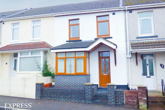 Thumbnail Terraced house for sale in Broniestyn Terrace, Hirwaun, Aberdare, Mid Glamorgan