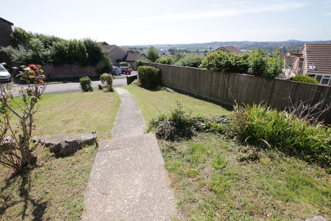 View From Front of Hollam Way, Kingsteignton, Newton Abbot TQ12