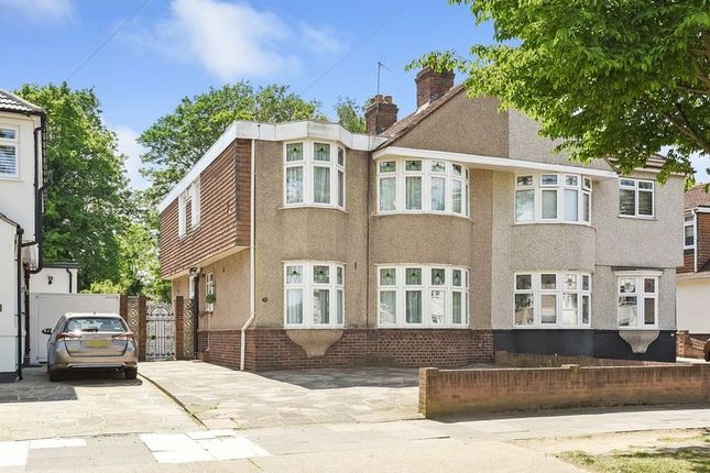 Semi-detached house for sale in Hurst Road, Sidcup