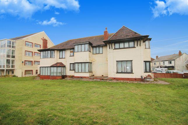 Thumbnail Detached house for sale in Queens Promenade, Blackpool
