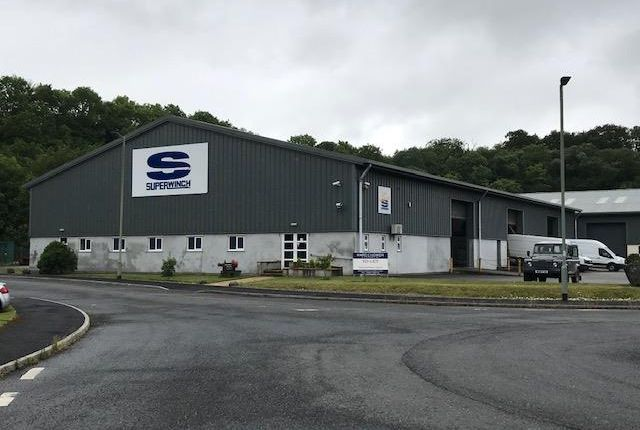 Thumbnail Light industrial to let in Unit E1, Union Mine Road, Tavistock, Devon