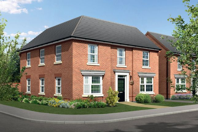"""Thumbnail Detached house for sale in """"Eden"""" at Newton Road, Burton-On-Trent"""