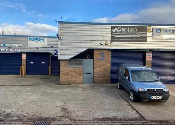 Thumbnail Light industrial to let in Unit 3, Sheaf Gardens, Durchess Road, Sheffield, South Yorkshire