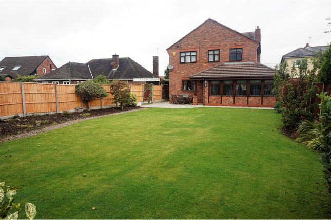 Thumbnail Detached house for sale in Chester Road, Sutton Weaver