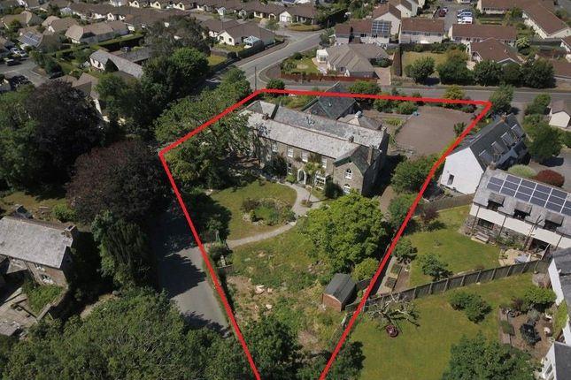 Thumbnail Block of flats to let in Trevanion House, Trevanion Road, Wadebridge, Cornwall