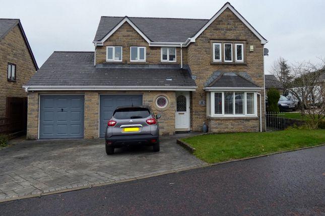 Detached house in  Alden Close  Helmshore  Rossendale  Manchester