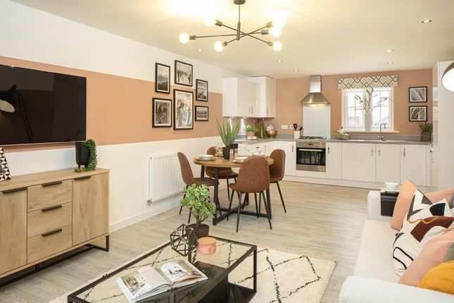"""Living Area of """"Wallace"""" at Kintore Road, Glasgow G43"""
