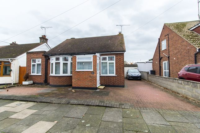 Thumbnail Detached bungalow for sale in Feeches Road, Southend-On-Sea