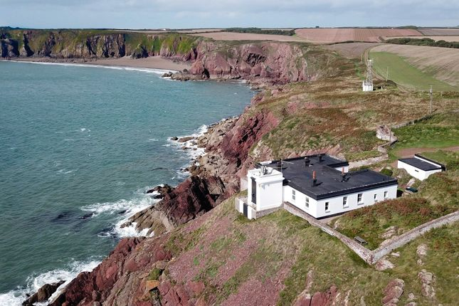 Thumbnail Detached house for sale in Leading Light, Great Castle Head, St. Ishmaels