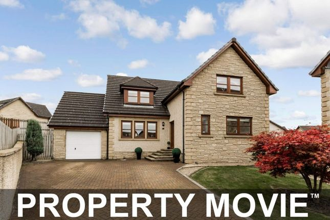 Thumbnail Detached house for sale in Inchcross Drive, Bathgate