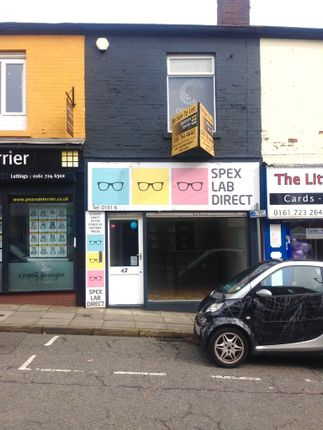 Thumbnail Retail premises for sale in Blackburn Street, Radcliffe, Manchester