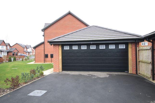 Garage of Walton Gardens, Hutton, Preston PR4