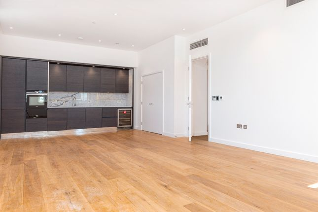 Open Plan of Esther Anne Place, London N1