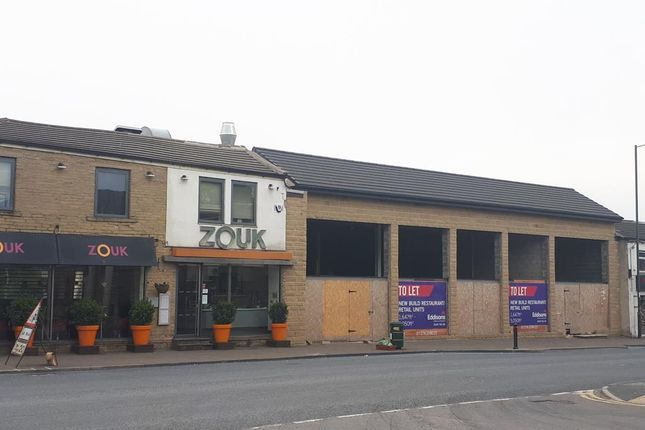 Thumbnail Retail premises to let in 1302 - 1306 Leeds Road, Bradford, West Yorkshire