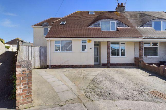 Thumbnail Semi-detached house for sale in Southview Road, Paignton