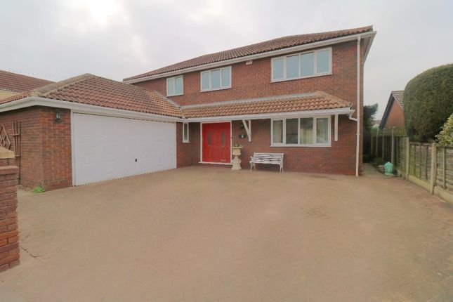 Thumbnail Detached house for sale in Westgate Road, Belton, Doncaster