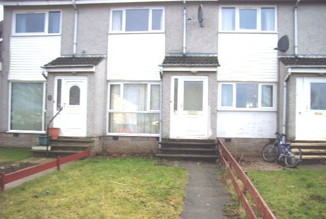 Thumbnail Terraced house to rent in Western Avenue, Ellon, Aberdeenshire