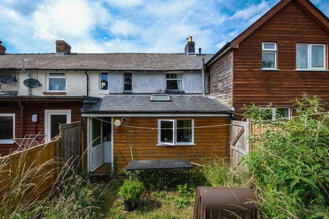 Terraced house for sale in Oaklands, Builth Wells