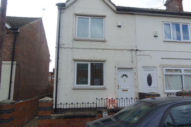 Thumbnail Terraced house to rent in Staveley Street, Edlington