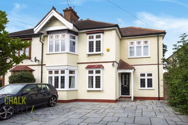 Semi-detached house for sale in Sunnyside Gardens, Upminster