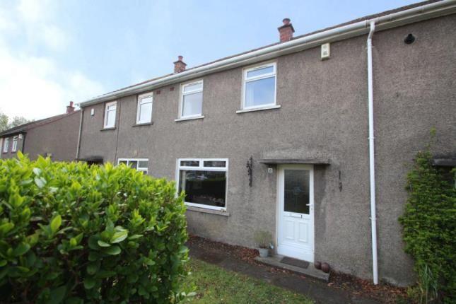 Thumbnail Terraced house for sale in Woodside Avenue, Woodfarm, East Renfrewshire