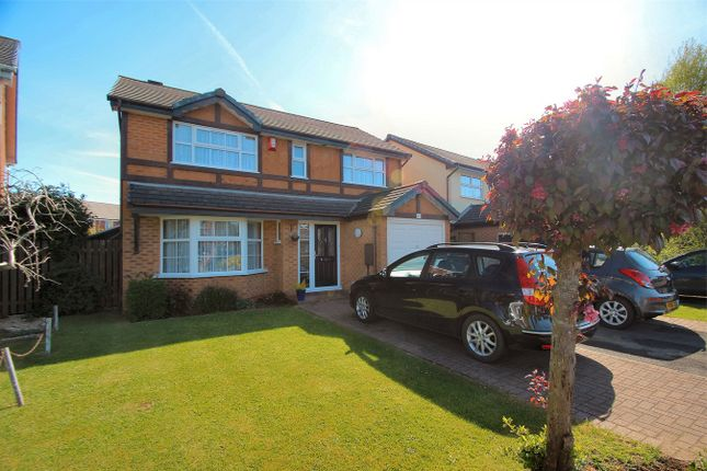 Thumbnail Detached house for sale in Hudson Close, Yate, South Gloucestershire