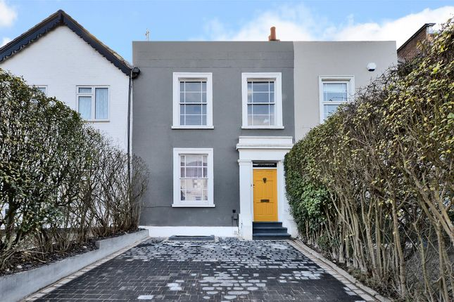 4 bed terraced house for sale in Portsmouth Road, Thames Ditton KT7