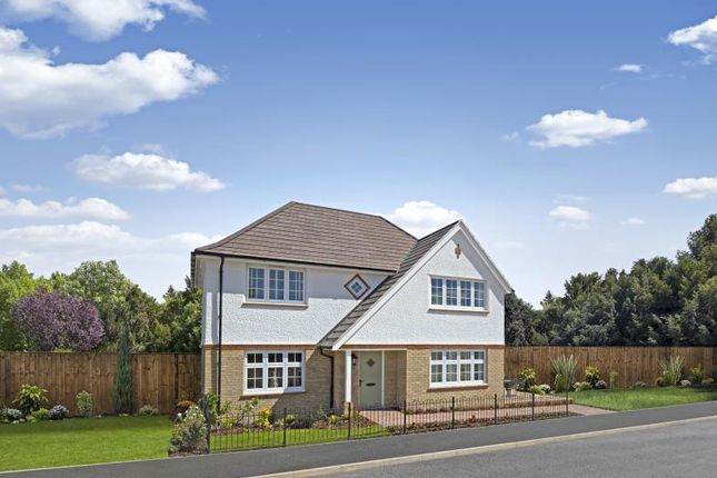 Thumbnail Detached house for sale in The Coppice, Sutton Road, Maidstone, Kent