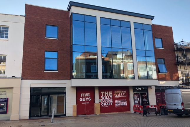 Thumbnail Office to let in High Street, Chelmsford