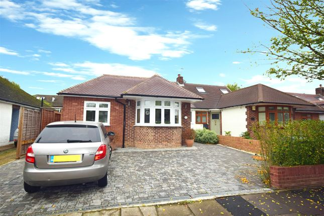 Thumbnail Semi-detached bungalow for sale in Lime Grove, Twickenham