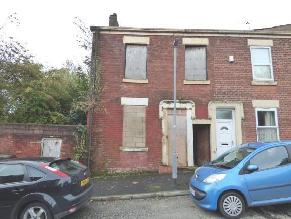 Front of George Street, Frenchwood, Preston, Lancashire PR1