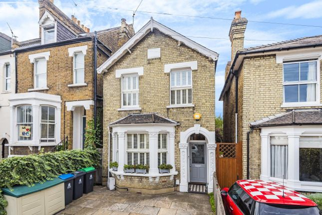 Thumbnail Detached house for sale in Richmond Park Road, Kingston Upon Thames