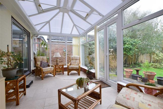 Conservatory of Rosemount Close, Loose, Maidstone, Kent ME15