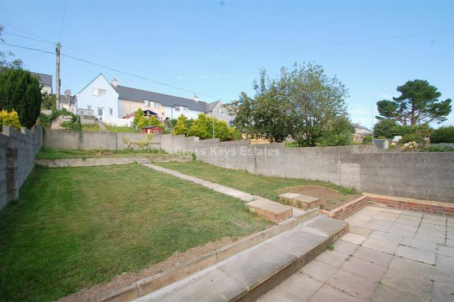 Rear Garden of Knowle Avenue, Keyham, Plymouth PL2