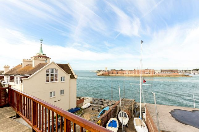 Thumbnail Terraced house for sale in Tower Street, Portsmouth, Hampshire