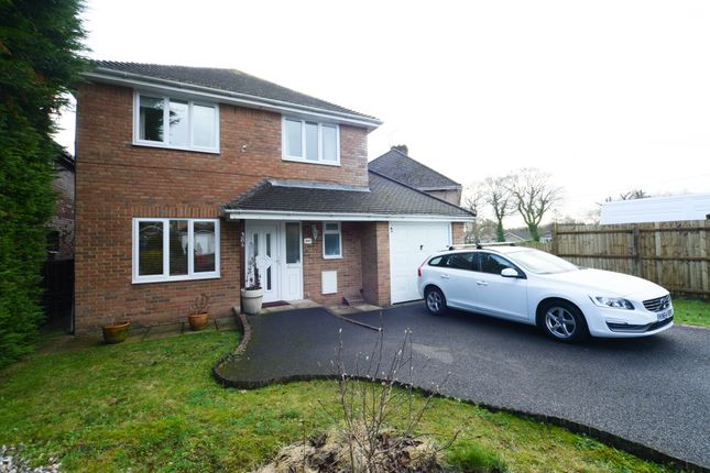 Thumbnail Detached house for sale in Moorland Way, Upton, Poole