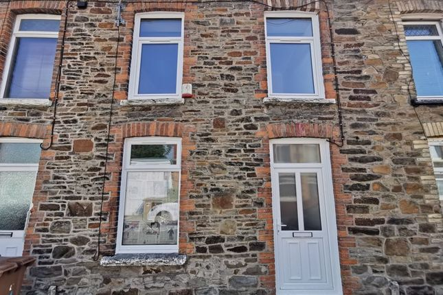 Thumbnail Property to rent in Stockland Street, Caerphilly