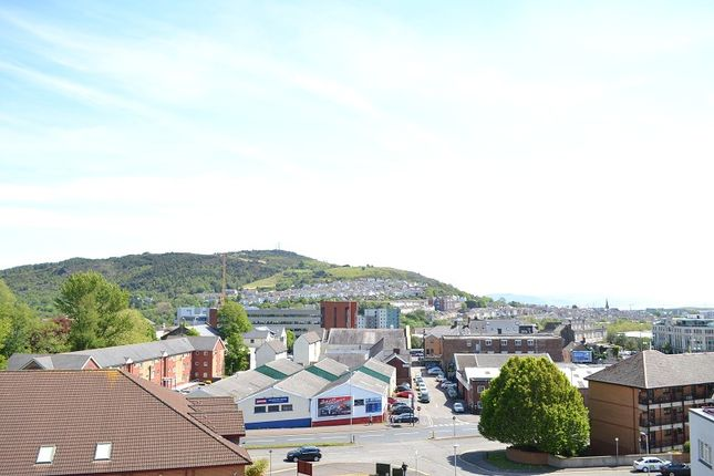 External Views of Jones Terrace, Mount Pleasant, Swansea SA1