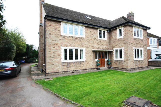 Thumbnail Detached house to rent in Burton Road, Finedon