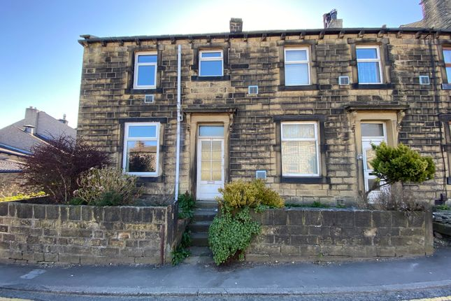2 bed end terrace house to rent in Station Road, Steeton, Keighley BD20