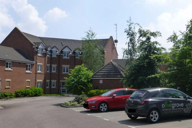 Thumbnail Flat for sale in Lambourne Court, Gwersyllt, Wrexham