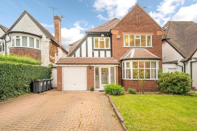 Thumbnail Detached house for sale in Gillhurst Road, Harborne, Birmingham