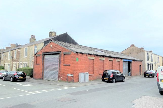 Thumbnail Industrial for sale in Bold Street, Accrington