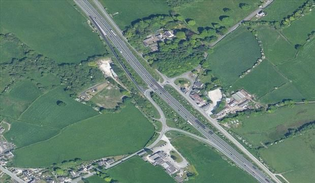 Thumbnail Land for sale in One Acre Farm, Pentre Halkyn, Holywell, Flintshire